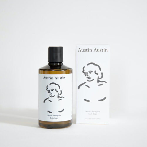 Austin Austin body soap neroli + petitgrain