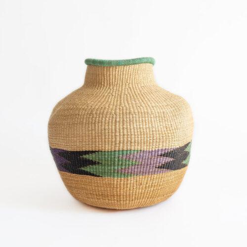 Babatree woven large floor basket