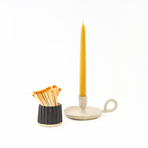 Candles + Holders