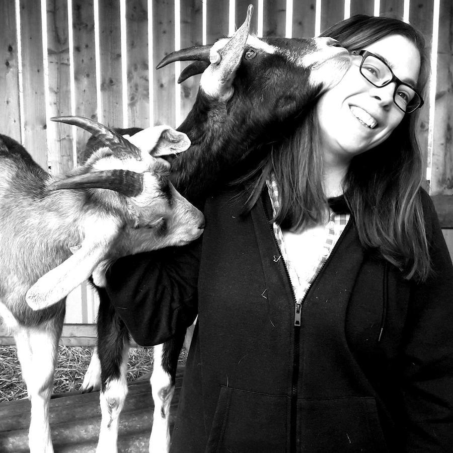 Ganders Goat Maker - The Horton Family