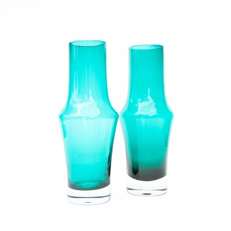 Riihamaen vase sea green