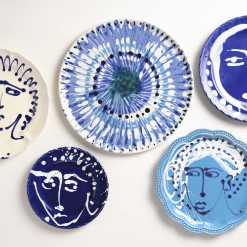 CERAMIC PLATES BY FASANO