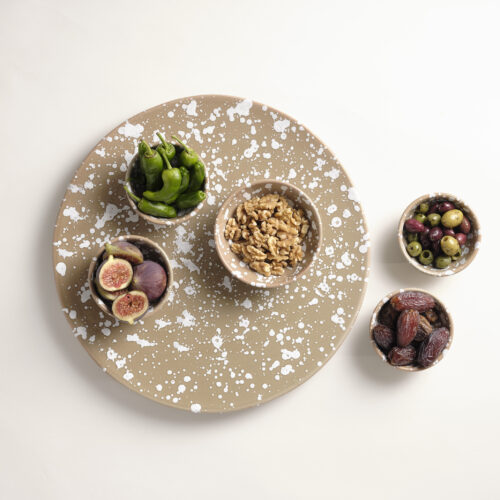 Glass + Ceramics