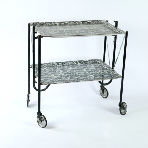 vintage German folding trolley