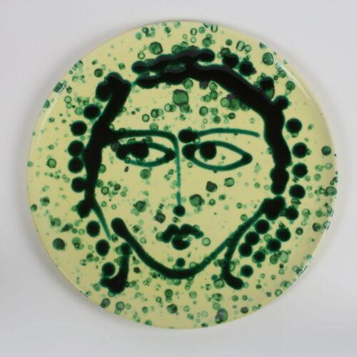 FASANO SPLATTER FACE PLATE