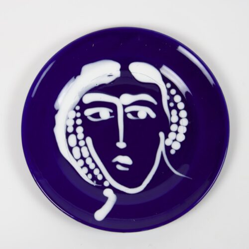 BLUE FACE PLATE BY FASANO