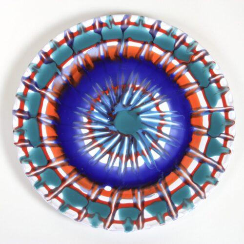Decorative Fasano plate